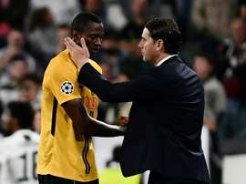 El Young Boys está en el grupo de Valencia, Juve y United. AFP/Archivo