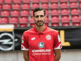 Mainz midfielder Jose Rodriguez Rodriguez, 21, is a product of Real Madrid's academy. AFP