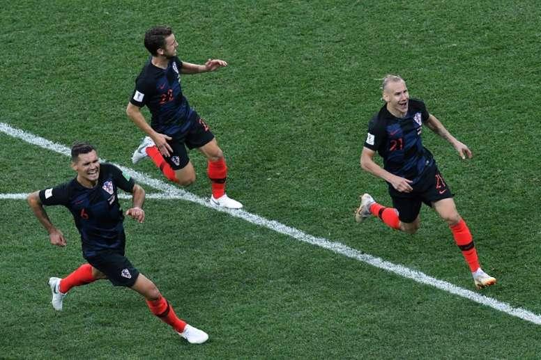 El Mundial descansa este domingo. EFE