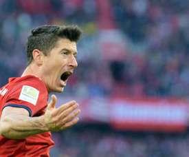 La MLS intéresse le Polonais. AFP