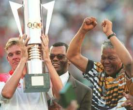 Former star Tovey ditched as South Africa technical director. AFP