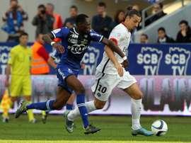 Seko Fofana seguirá en Udine hasta 2022. AFP