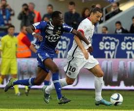 Seko Fofana pourrait rejoindre la Lazio. AFP