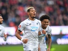 Hoffenheim have been in good form of late. AFP