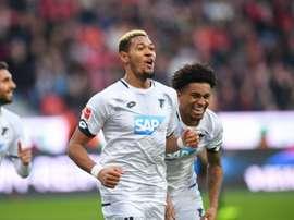 Joelinton aurait pu rejoindre Newcastle pour 50 millions d'euros. AFP
