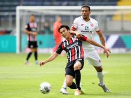 Japan's Hasebe 'proud' after setting Asian Bundesliga games record. AFP