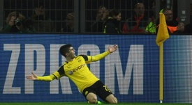 Pulisic changed the game in the second half. AFP