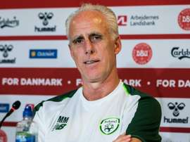 McCarthy has been appointed APOEL coach. AFP