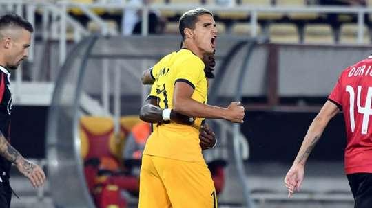Tottenham won 3-1. AFP