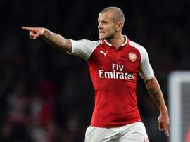Ighalo has advised Wilshere to leave Arsenal. AFP