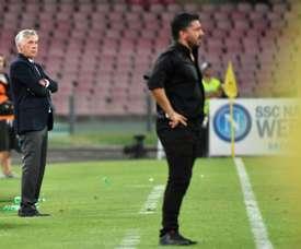 Maestro Ancelotti gives Gattuso a lesson as Napoli rally past AC Milan