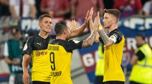 'Big plans': Reus eyes league opener after Dortmund see off Uerdingen in cup. GOAL