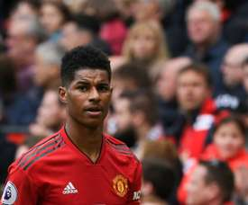 Marcus Rashford is expected to grow into one of Man U's key players. AFP