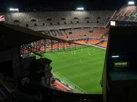 Les matches se joueront à huis clos en Espagne pendant plusieurs mois. AFP