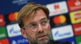 Jurgen Klopp has defended and praised PSG forward Neymar. AFP