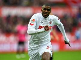 Modeste is open to a return to Bundesliga. AFP