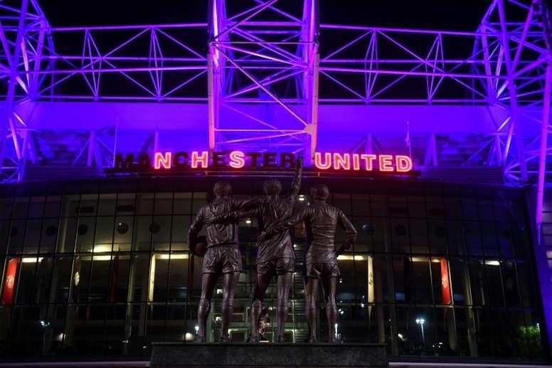 El United perdió 3,7 millones por el COVID-19. AFP