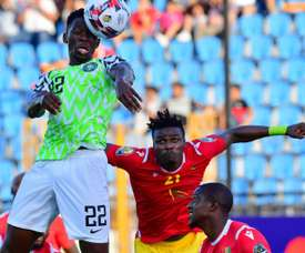 Eternal Chelsea loanee Omeruo showcases value for Nigeria. AFP