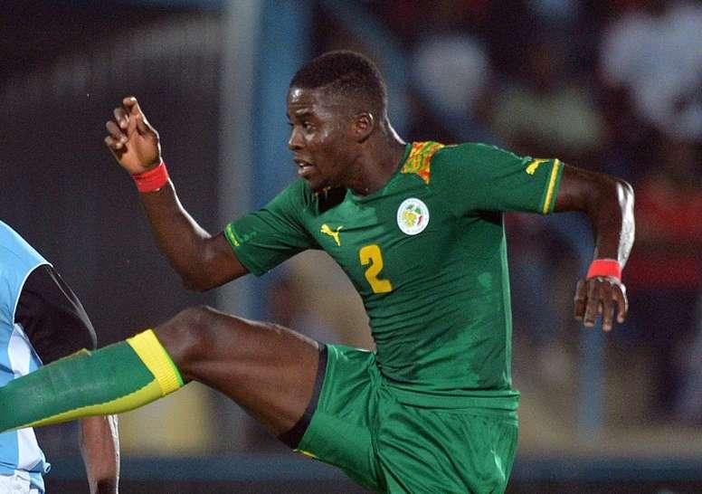 Djilobodji perdió los papeles con el Werder Bremen. AFP