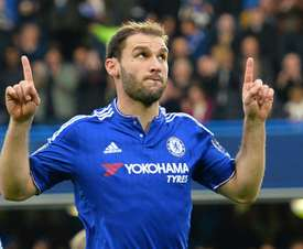 Ivanovic is a surprise target for Barcelona. AFP