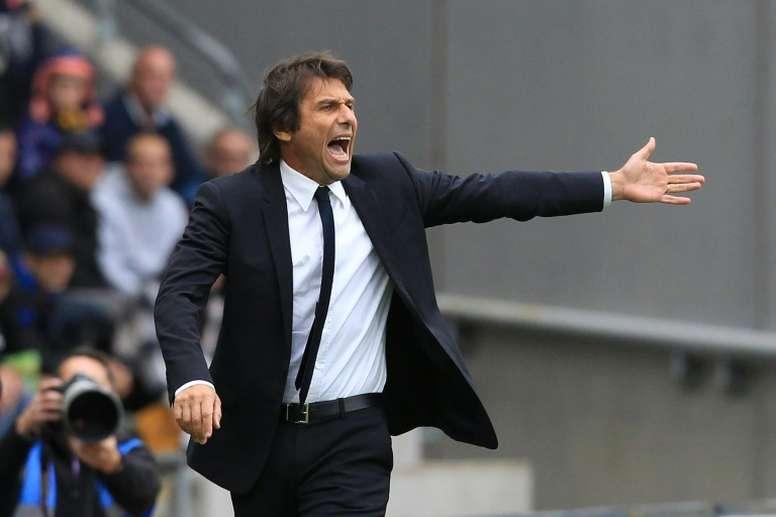 El técnico del Chelsea halagó el trabajo del luso durante su etapa en el Chelsea. AFP