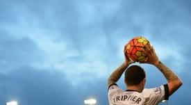 Kieran Trippier gostaria de voltar ao Burnley. AFP