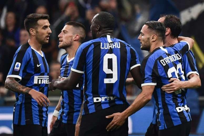 A Inter quer uma das revelações da temporada. AFP