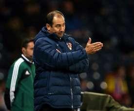 Former Croatia coach now onto his next position. AFP