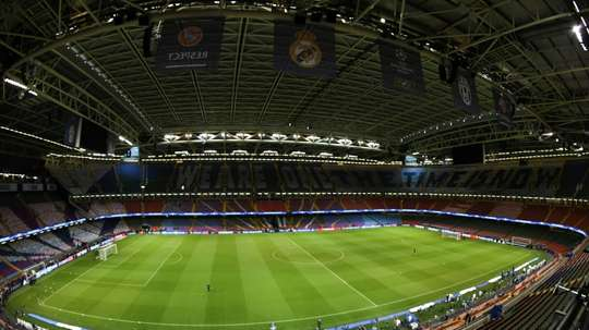 The Principality stadium in Cardiff will host the friendly match between Wales and Spain. AFP