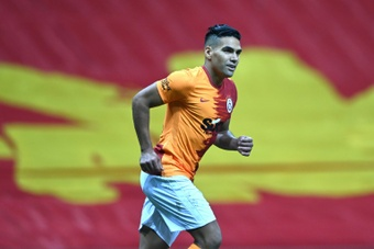 Falcao will not stay at Galatasaray, AFP