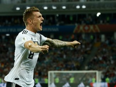 Germany crashed during the group-stages in Russia. AFP
