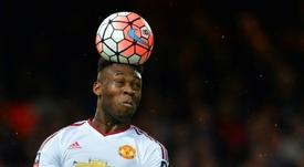 Fosu-Mensah n'a pas joué depuis sept mois. AFP/Archive