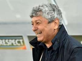 Dynamo Kiev deny Lucescu is quitting as coach. AFP