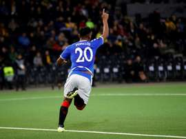 Deux clubs anglais ciblent Alfredo Morelos. AFP