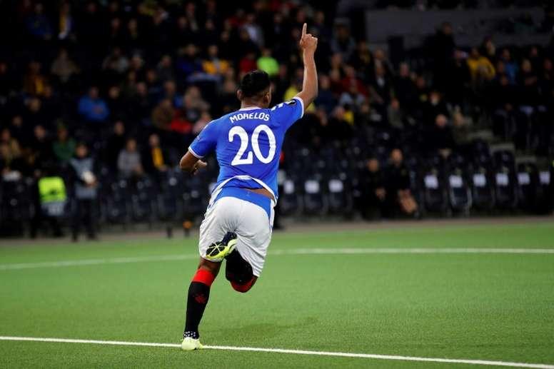 El Rangers-Livingston se jugará el domingo en vez del sábado. AFP