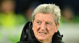 Hodgson thinks his side are close to fruition. AFP