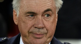 'A coach's suitcase is always ready,' says under-pressure Ancelotti. AFP