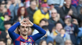 City, United y PSG estarían interesados en Griezmann. AFP