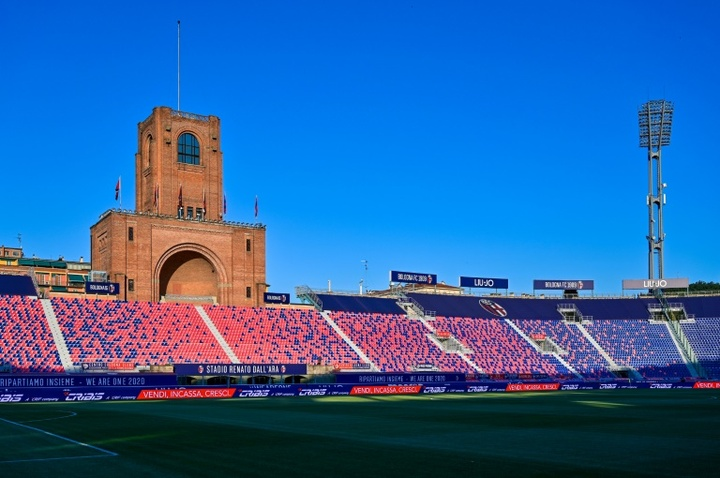 El Bologna se impuso por 3-2 ante el Salernitana. AFP/Archivo