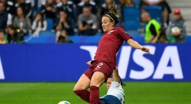 The Lyon connection: World Cup reunion for Bronze and Kumagai