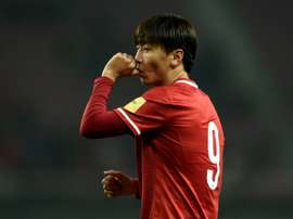 Chinese striker Yang Xu said his team have to be confident when they host Maldives on Thursday
