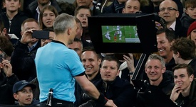 34 nuevos árbitros en la UEFA. AFP