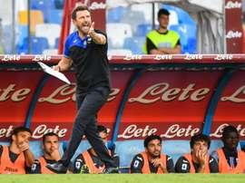 Le Torino veut Longo en février et Di Francesco en juillet. AFP
