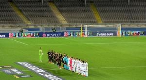 L'Europa League si giocherà in Germania. AFP