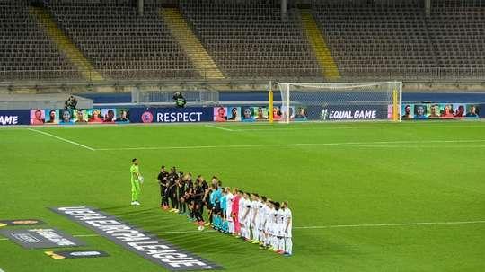 Austria's Bundesliga to resume June 2. AFP