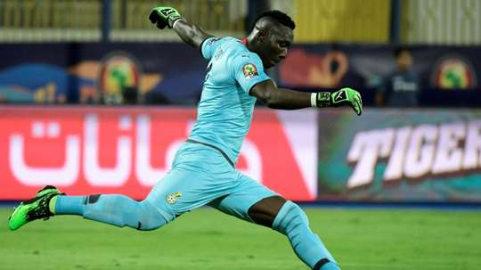 Third straight clean sheet for Ghanaian Ofori as Maritzburg win. AFP