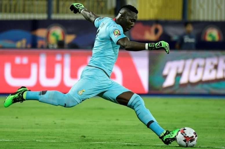 Third straight clean sheet for Ghanaian Ofori as Maritzburg win. AFP