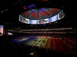 Le stade le plus cher du monde est américain. AFP