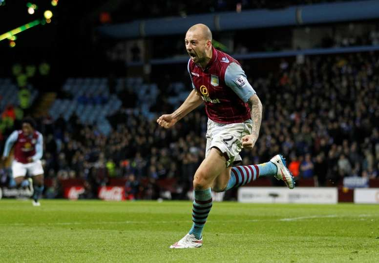 Hutton has retired. AFP