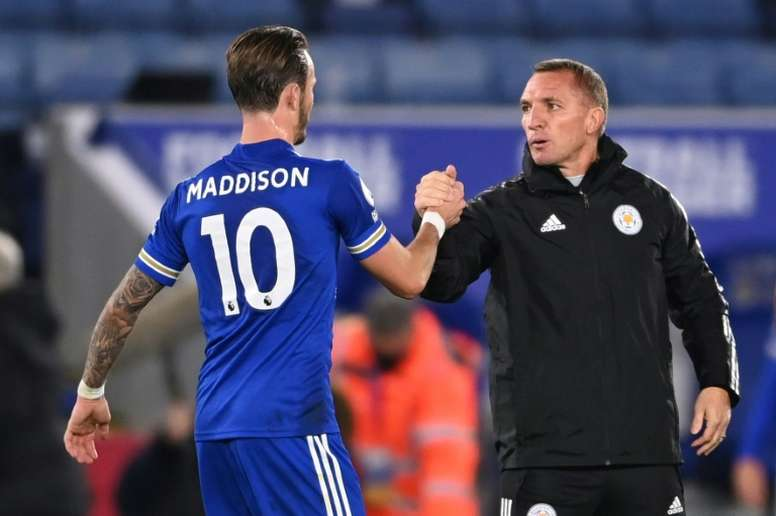 Revitalised Leicester ready to attack, says Rodgers